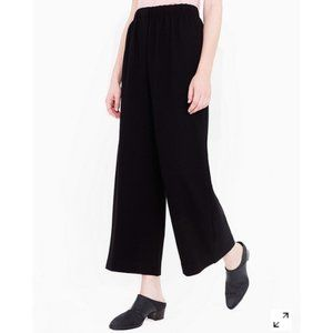 American Apparel Black Ponte Chicago Pant Large